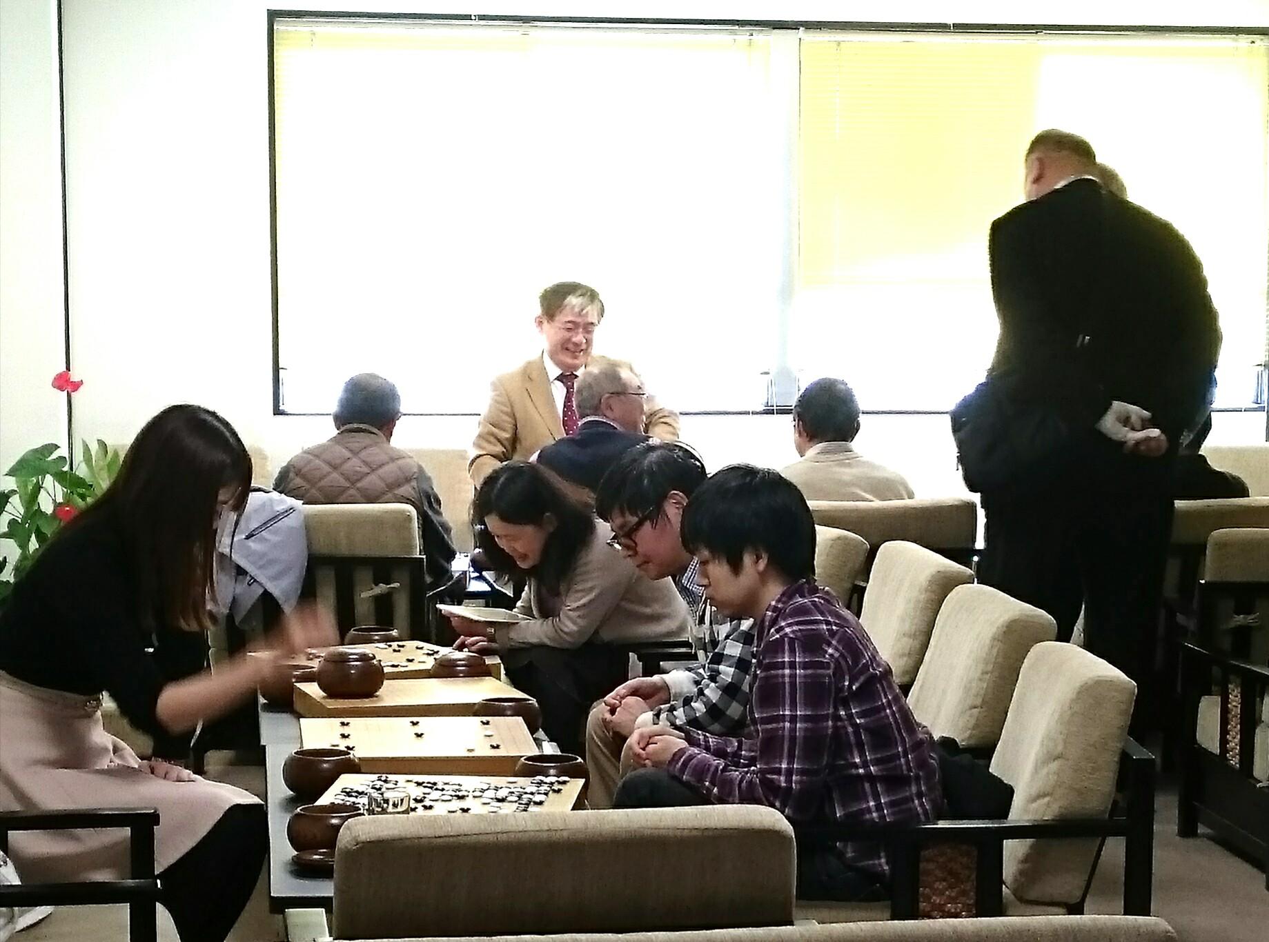 今日は清成勉強会です。